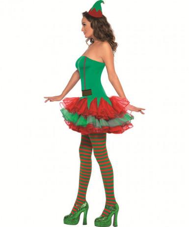 Déguisement elfe sexy femme-2