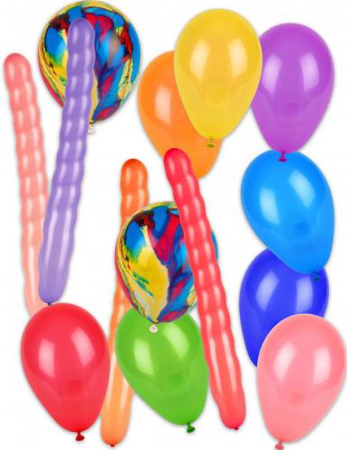 Kit de 50 ballons d'anniversaire-1