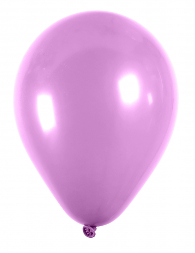 24 Ballons roses 25 cm