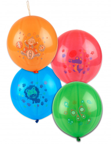4 Ballons punch ball 52 cm