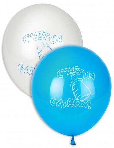 10 Ballons C'est un garçon !