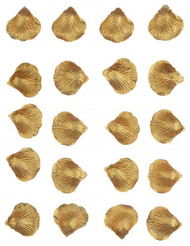 50 Pétales métallisés or-1