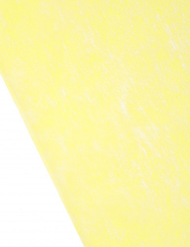 Chemin de table intissé uni jaune vif 10 m-1
