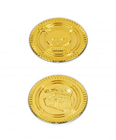 144 fausses pièces de monnaie-1