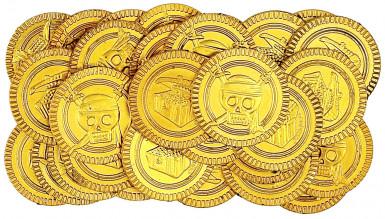 30 Pièces en or