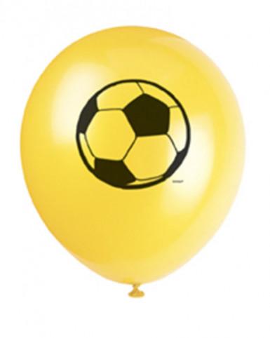 8 Ballons Foot