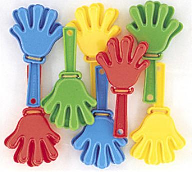 8 Clap-Clap mains