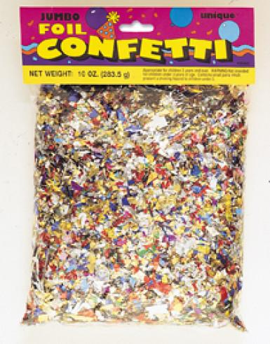 Sachet confettis métallisés