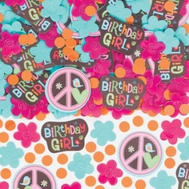 Confettis Hippie chic