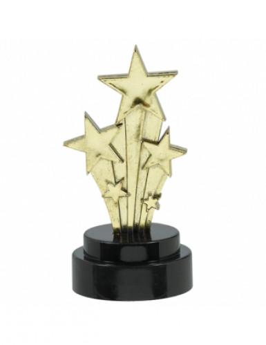 6 Statuettes étoiles filante Hollywood