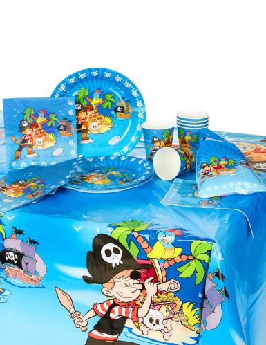 Kit d'anniversaire Pirate - 25 pièces-1