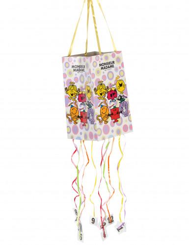 Piñata souple Monsieur Madame™