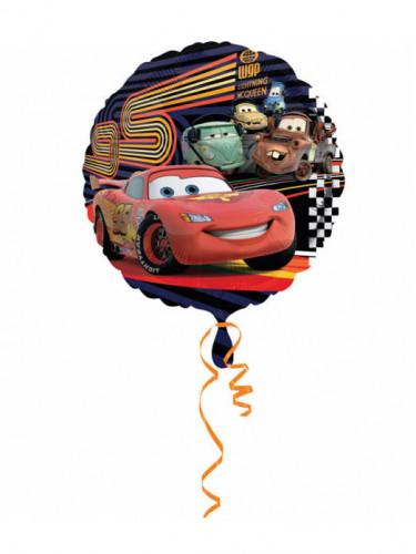 Ballon aluminium rond Cars™
