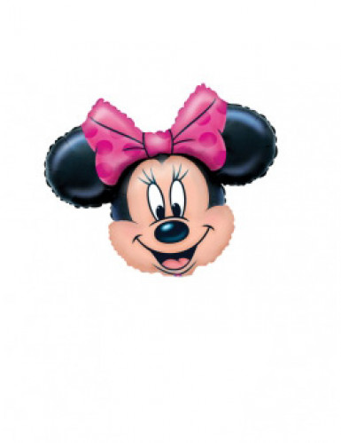 Ballon aluminium visage Minnie™