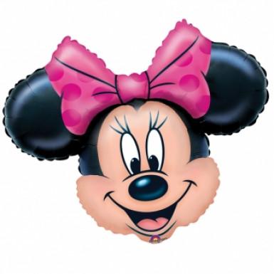 Ballon aluminium visage XL Minnie™