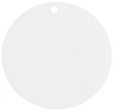10 Marque-places carton blanc