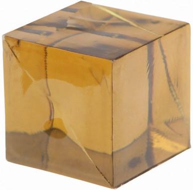 12 Cubes Chocolat