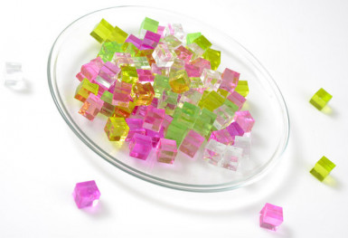 12 Cubes Fuchsia-1