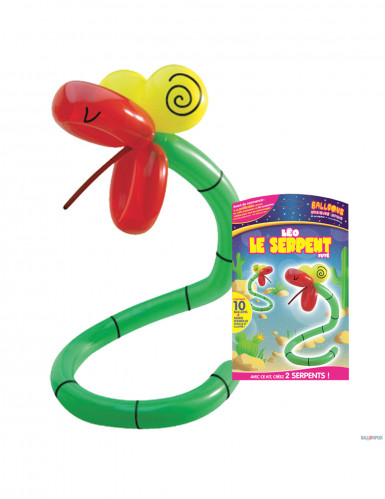 Kit ballon serpent