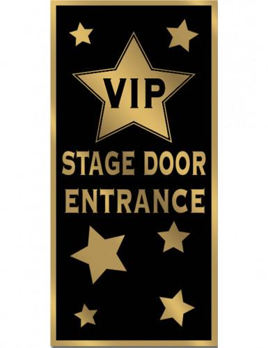 Décoration de porte VIP