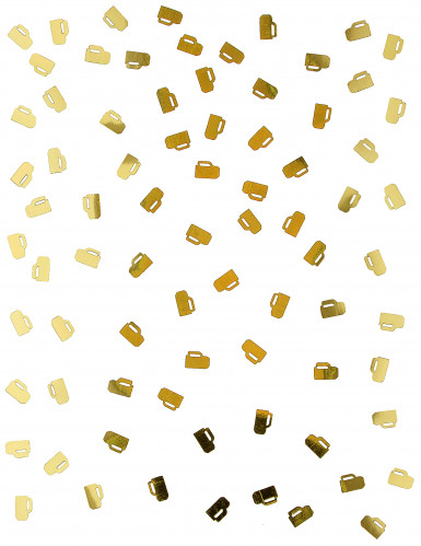 Confettis chopes à bière-1
