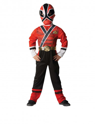 Déguisement Power Rangers Samurai™ Rouge