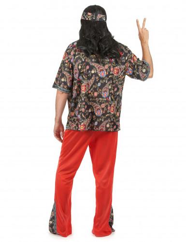 Déguisement hippie homme-2
