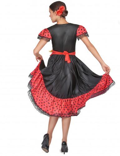 Déguisement danseuse de flamenco femme-2