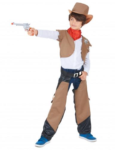 Déguisement cowboy garçon-1