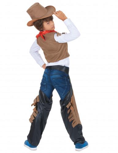 Déguisement cowboy garçon-2