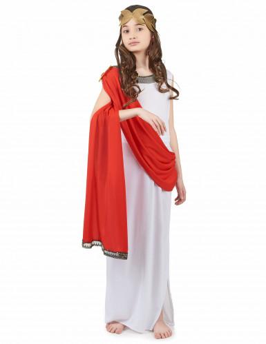 Déguisement déesse romaine fille