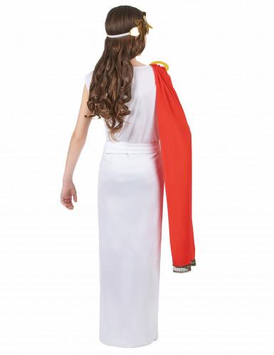 Déguisement déesse romaine fille-2