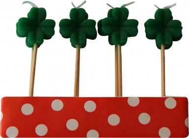 Bougies St Patrick