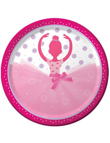 Maxi Pack anniversaire Danseuse Ballerine-1