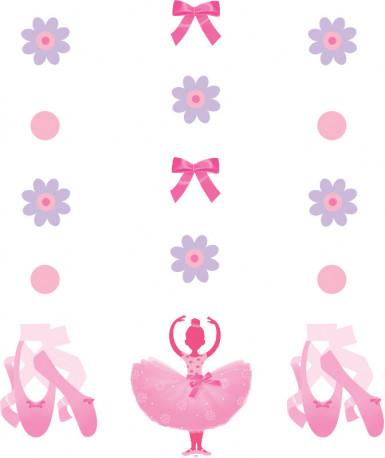 Maxi Pack anniversaire Danseuse Ballerine-11