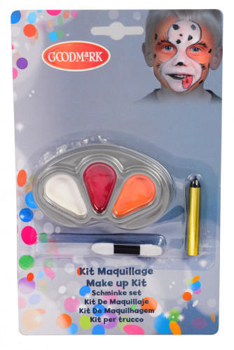 Mini kit maquillage chien