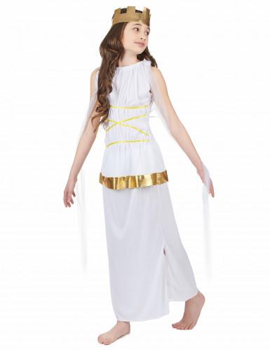 Déguisement déesse Grecque fille-1
