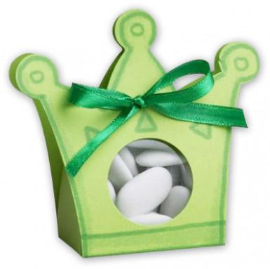 6 boîtes carton Prince Vert