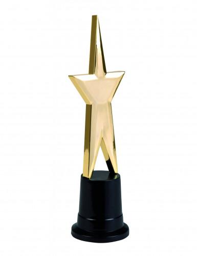 Décoration statuette étoile VIP