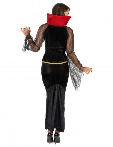 Déguisement comtesse vampire femme Halloween-2