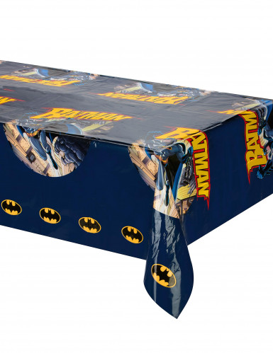 Nappe plastique Batman™ 180 x 130 cm