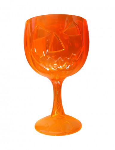 Gobelet citrouille Halloween