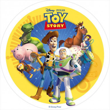 Disque azyme 20 cm Toy story™