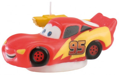 Bougie Flash McQueen Cars™-1