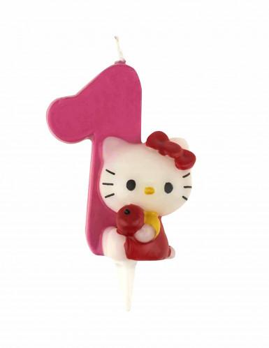Bougie numéro 1 Hello Kitty™