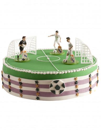Kit de décorations gâteaux Real Madrid™-1
