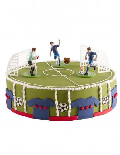 Kit de décorations gâteaux FC Barcelone™-1