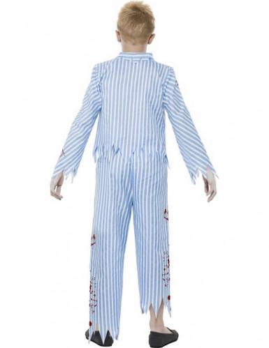 Déguisement zombie pyjama garçon Halloween-2