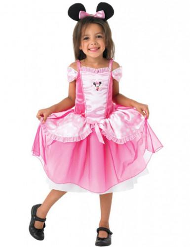 Déguisement Minnie Mouse™ rose fille
