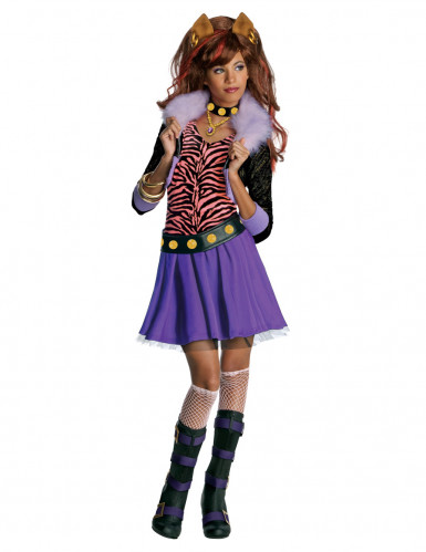 Déguisement Clawdeen Wolf Monster High™ fille